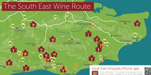 The South East Wine Route
